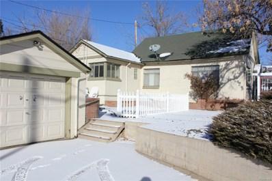 3775 Irving Street, Denver, CO 80211 - MLS#: 4254956