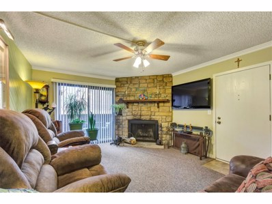 12031 E Harvard Avenue UNIT 106, Aurora, CO 80014 - MLS#: 4256117