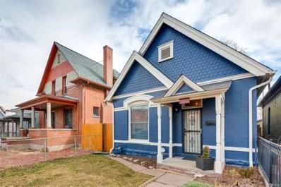 720 Fox Street, Denver, CO 80204 - MLS#: 4256329
