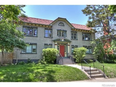 1315 Vine Street UNIT 202, Denver, CO 80206 - MLS#: 4256962