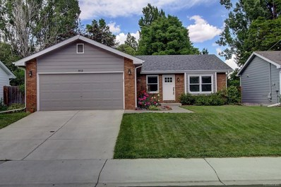 812 Queens Court, Fort Collins, CO 80525 - MLS#: 4257864