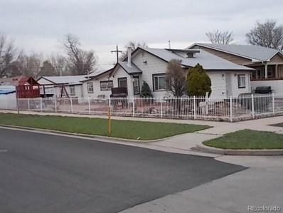 67 S Hooker Street, Denver, CO 80219 - MLS#: 4259031