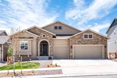 6715 Mineral Belt Drive, Colorado Springs, CO 80927 - MLS#: 4259488