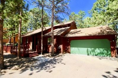 710 Pinon Ridge Drive, Woodland Park, CO 80863 - MLS#: 4259598