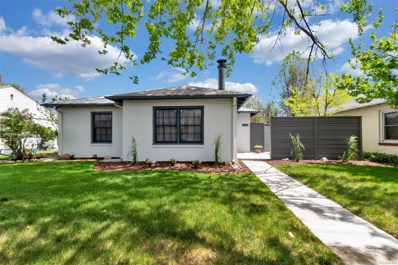 1364 Spruce Street, Denver, CO 80220 - #: 4260961