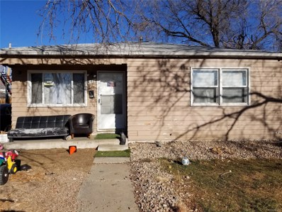 4051 W Walsh Place, Denver, CO 80219 - MLS#: 4261111