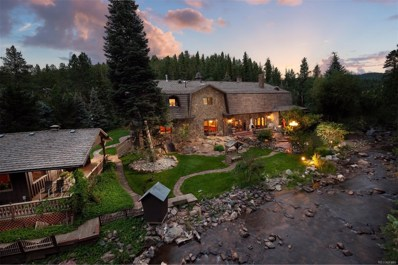 34673 Upper Bear Creek Road, Evergreen, CO 80439 - #: 4267721