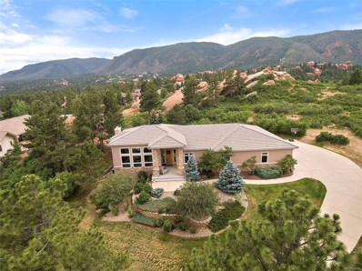 6399 Perry Park Boulevard, Larkspur, CO 80118 - MLS#: 4267891