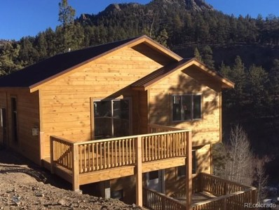 202 Virginia Road, Bailey, CO 80421 - MLS#: 4268184