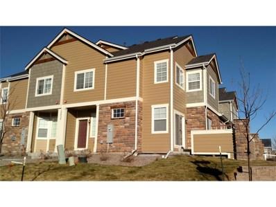 12852 Jasmine Street UNIT C, Thornton, CO 80602 - MLS#: 4269323