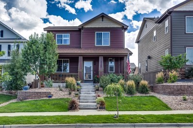 3788 Cadence Drive, Castle Rock, CO 80109 - #: 4270086