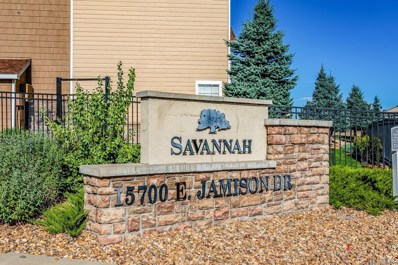 15700 E Jamison Drive UNIT 1103, Englewood, CO 80112 - #: 4271098