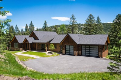 6383 Little Cub Creek Road, Evergreen, CO 80439 - #: 4285627