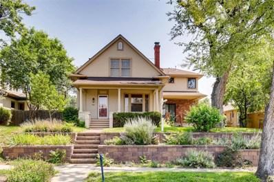 286 S Gilpin Street, Denver, CO 80209 - #: 4286787