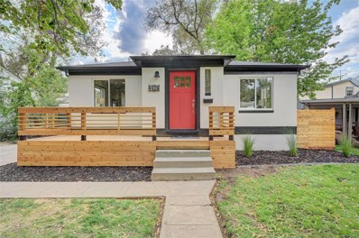 1329 Valentia Street, Denver, CO 80220 - #: 4288376