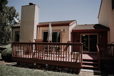 320 Mission Hill Way, Colorado Springs, CO 80921 - MLS#: 4290163