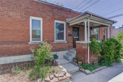 22 E Bayaud Avenue, Denver, CO 80209 - #: 4295272