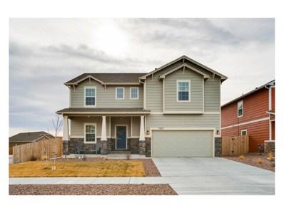 7277 Cat Tail Creek Drive, Colorado Springs, CO 80923 - MLS#: 4298974
