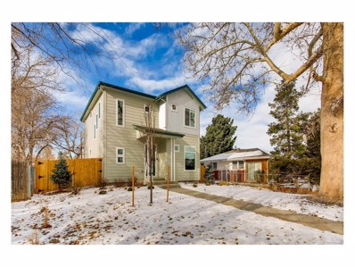 1275 Wabash Street, Denver, CO 80220 - MLS#: 4301775