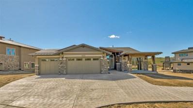 1737 Redbank Drive, Colorado Springs, CO 80921 - #: 4306230