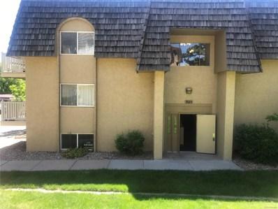 7625 E Quincy Avenue UNIT 101, Denver, CO 80237 - #: 4307655
