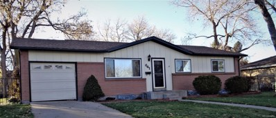 641 S Taft Street, Lakewood, CO 80228 - MLS#: 4311819