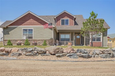 2805 Deer Ridge Circle, Parker, CO 80138 - #: 4312205