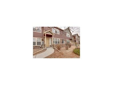 12743 Leyden Street UNIT C, Thornton, CO 80602 - MLS#: 4313814