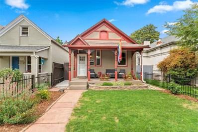 3447 N Humboldt Street, Denver, CO 80205 - #: 4315735