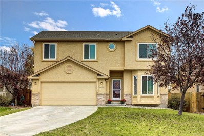 3921 Ranch Bluff Court, Colorado Springs, CO 80922 - MLS#: 4318635