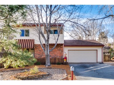 1004 Pioneer Lane, Colorado Springs, CO 80904 - MLS#: 4321284