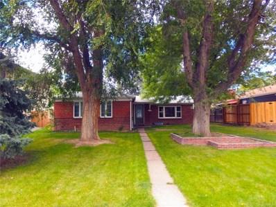 456 Poplar Street, Denver, CO 80220 - MLS#: 4324419