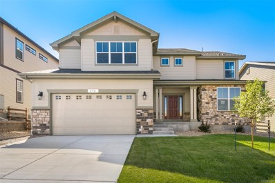 492 Sage Grouse Circle, Castle Rock, CO 80109 - MLS#: 4325369