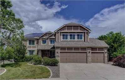 8808 Partridge Street, Highlands Ranch, CO 80126 - #: 4326664