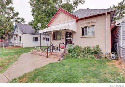 335 Delaware Street, Denver, CO 80223 - MLS#: 4329437