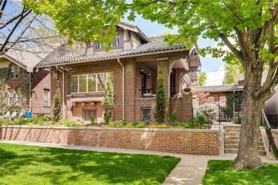 636 N Williams Street, Denver, CO 80218 - #: 4334850