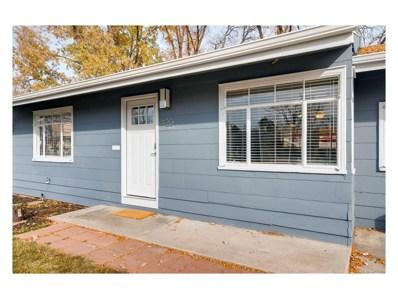 420 Wolff Street, Denver, CO 80204 - MLS#: 4336223