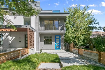 758 Elm Street, Denver, CO 80220 - MLS#: 4336846