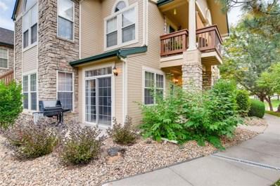 4034 S Carson Street UNIT 104, Aurora, CO 80014 - MLS#: 4337943