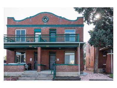 302 S Lincoln Street, Denver, CO 80209 - MLS#: 4339154