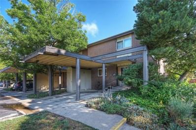 1474 Greenbriar Boulevard, Boulder, CO 80305 - MLS#: 4339391