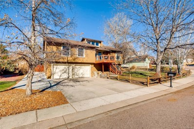 5424 Country Heights Drive, Colorado Springs, CO 80917 - MLS#: 4341018
