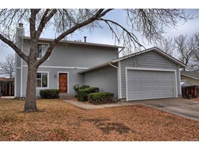 4075 S Hannibal Street, Aurora, CO 80013 - MLS#: 4342334