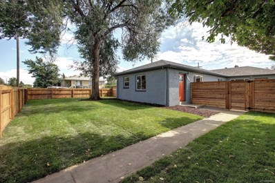 5194 E 33rd Avenue, Denver, CO 80207 - MLS#: 4343477