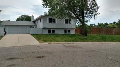 10706 W Tufts Drive, Littleton, CO 80127 - MLS#: 4347801