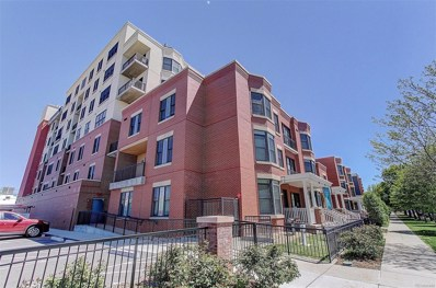410 Acoma Street UNIT 608, Denver, CO 80204 - MLS#: 4351473