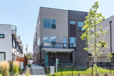 1758 Williams Street, Denver, CO 80218 - MLS#: 4355034