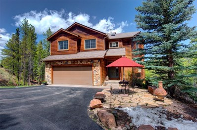 32896 Saint Moritz Drive, Evergreen, CO 80439 - #: 4355273