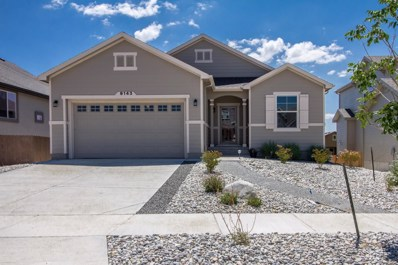 9143 Argentine Pass Trail, Colorado Springs, CO 80924 - MLS#: 4357132