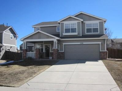 1328 N Heritage Avenue, Castle Rock, CO 80104 - MLS#: 4357422